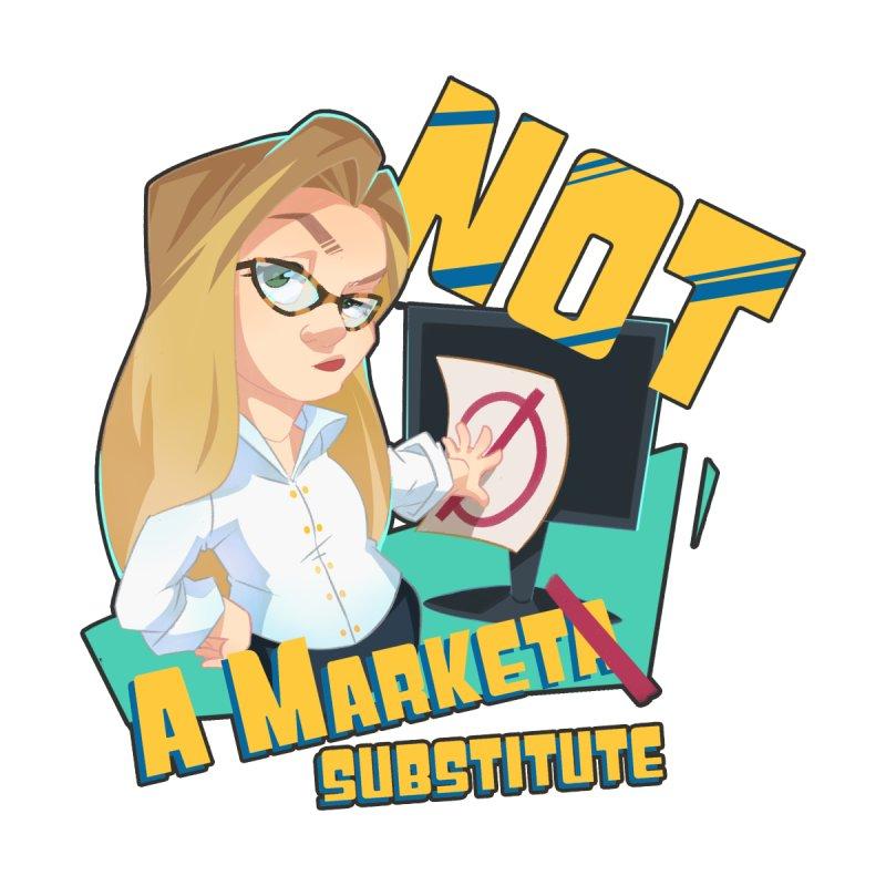 Marketa Substitute Women's T-Shirt by The Normies' Merch Shop