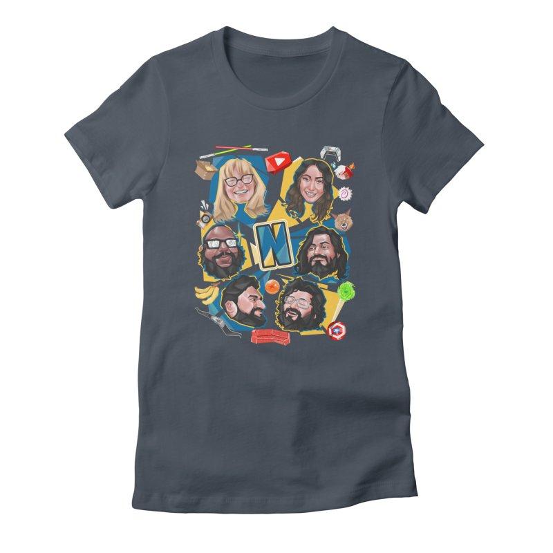 Nerds on a Shirt Women's T-Shirt by The Normies' Merch Shop