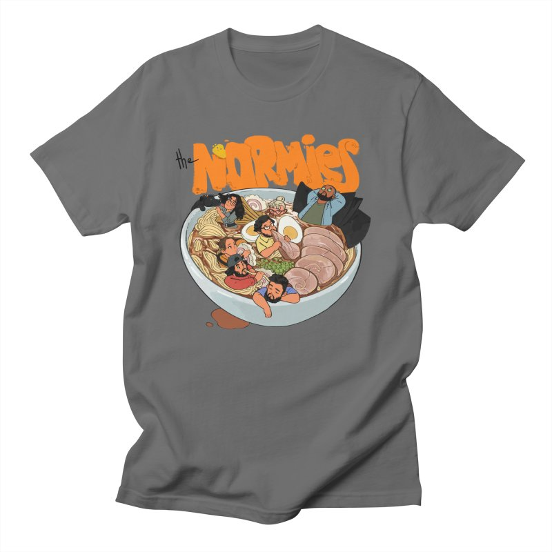 Normies in a Ramon Bowl Men's T-Shirt by The Normie's Merch Shop