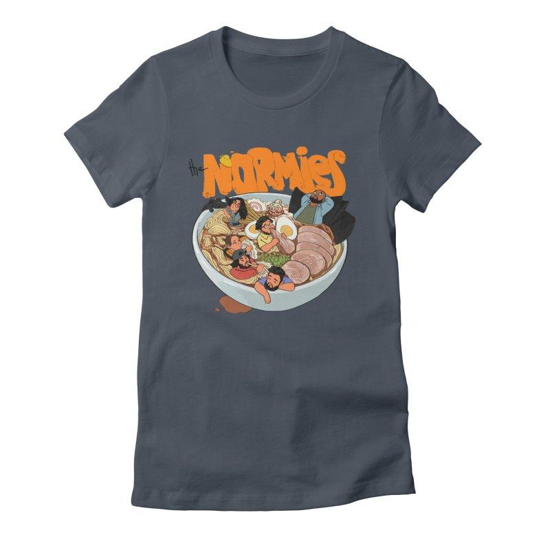 Bowl Buddies Women's T-Shirt by The Normies' Merch Shop