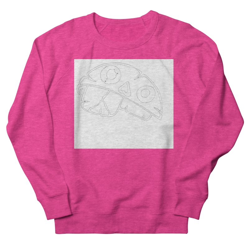 SkullFactor Women's French Terry Sweatshirt by TheOnskeFace's Artist Shop