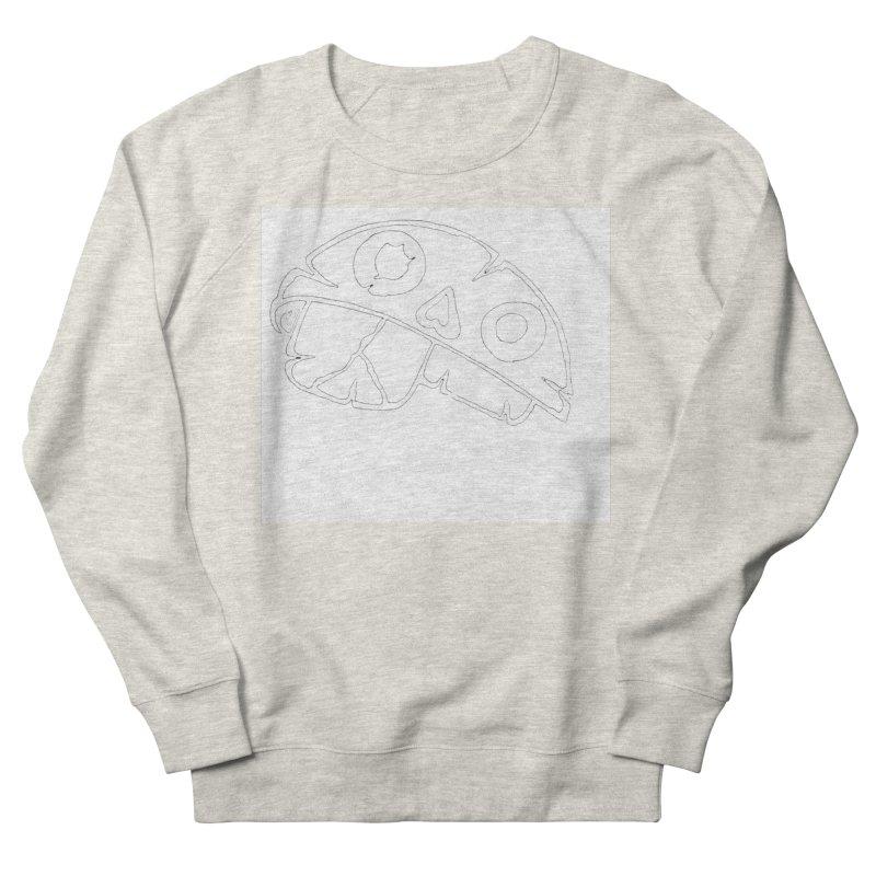 SkullFactor Women's French Terry Sweatshirt by TheOnskeFace's Artist Shop