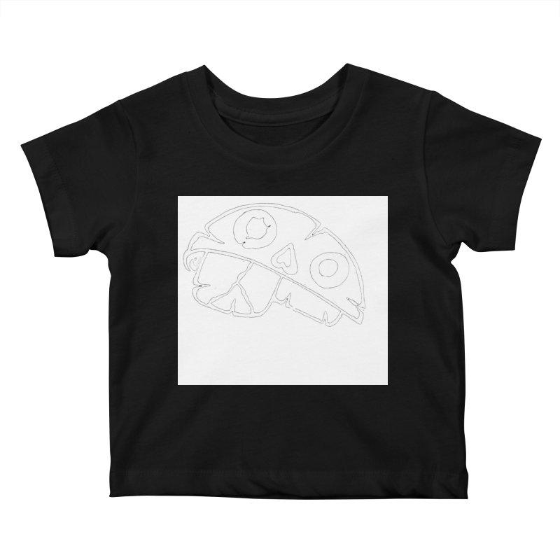 SkullFactor Kids Baby T-Shirt by TheOnskeFace's Artist Shop