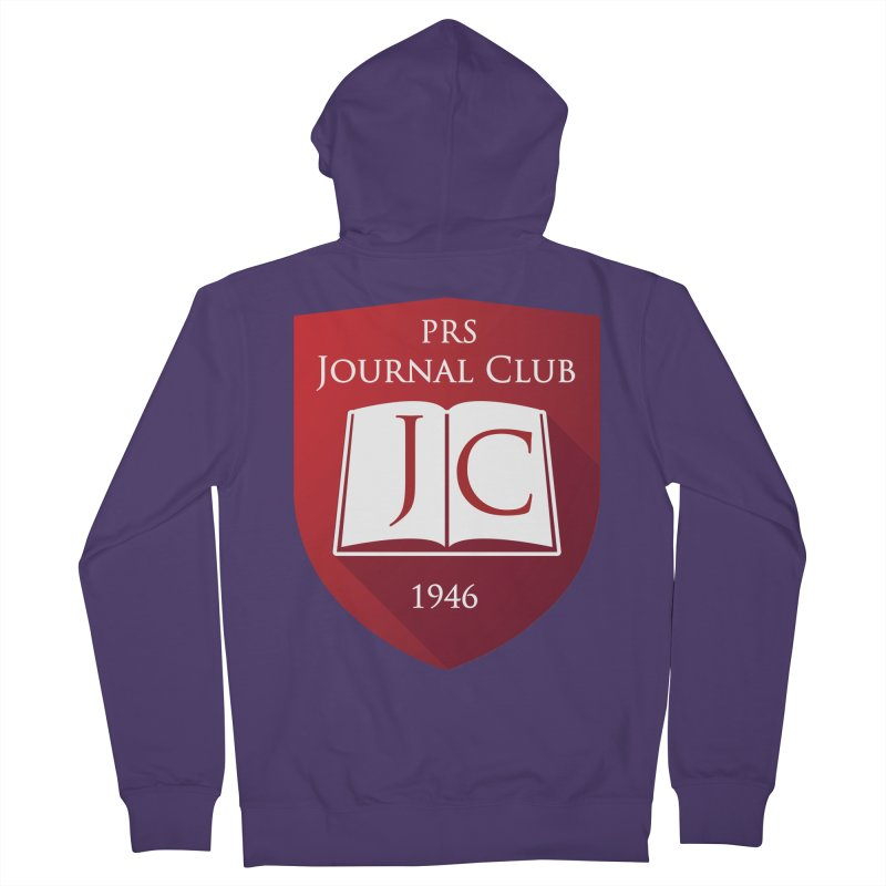 PRS Journal Club Women's Zip-Up Hoody by ThePRSJournals's Artist Shop