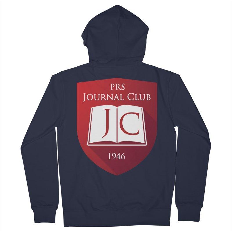 PRS Journal Club Men's Zip-Up Hoody by ThePRSJournals's Artist Shop