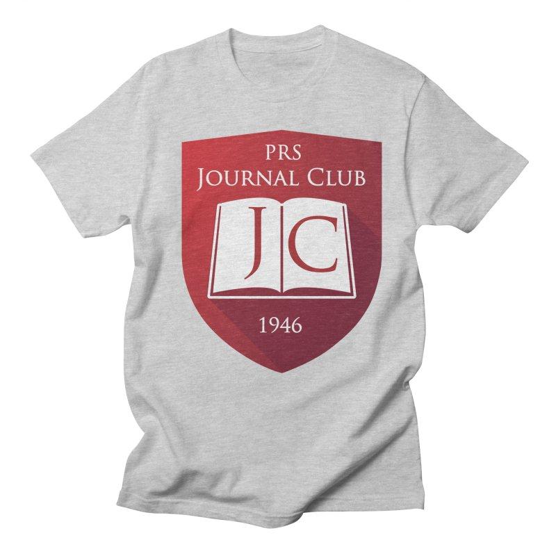 PRS Journal Club Men's T-shirt by ThePRSJournals's Artist Shop