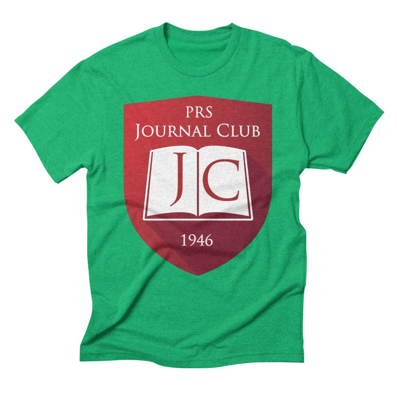 PRS Journal Club Men's Triblend T-Shirt by ThePRSJournals's Artist Shop