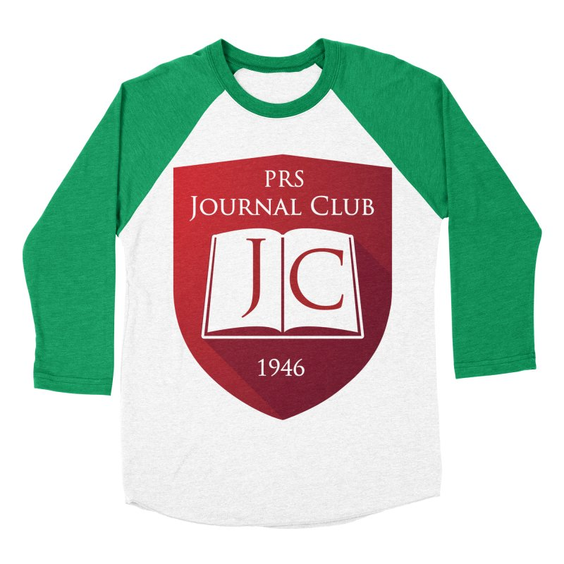 PRS Journal Club Women's Baseball Triblend T-Shirt by ThePRSJournals's Artist Shop