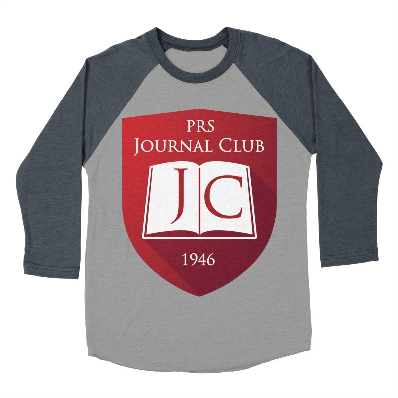 PRS Journal Club Women's Baseball Triblend T-Shirt by ThePRSJournals's Artist Shop