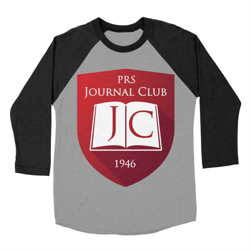 PRS Journal Club Men's Baseball Triblend T-Shirt by ThePRSJournals's Artist Shop