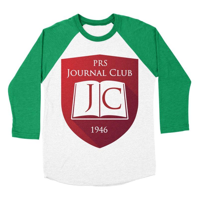 PRS Journal Club Men's Baseball Triblend T-Shirt by ThePRSJournals's Artist Shop