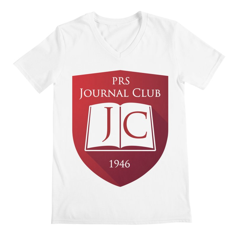 PRS Journal Club Men's V-Neck by The PRS Journals's Artist Shop