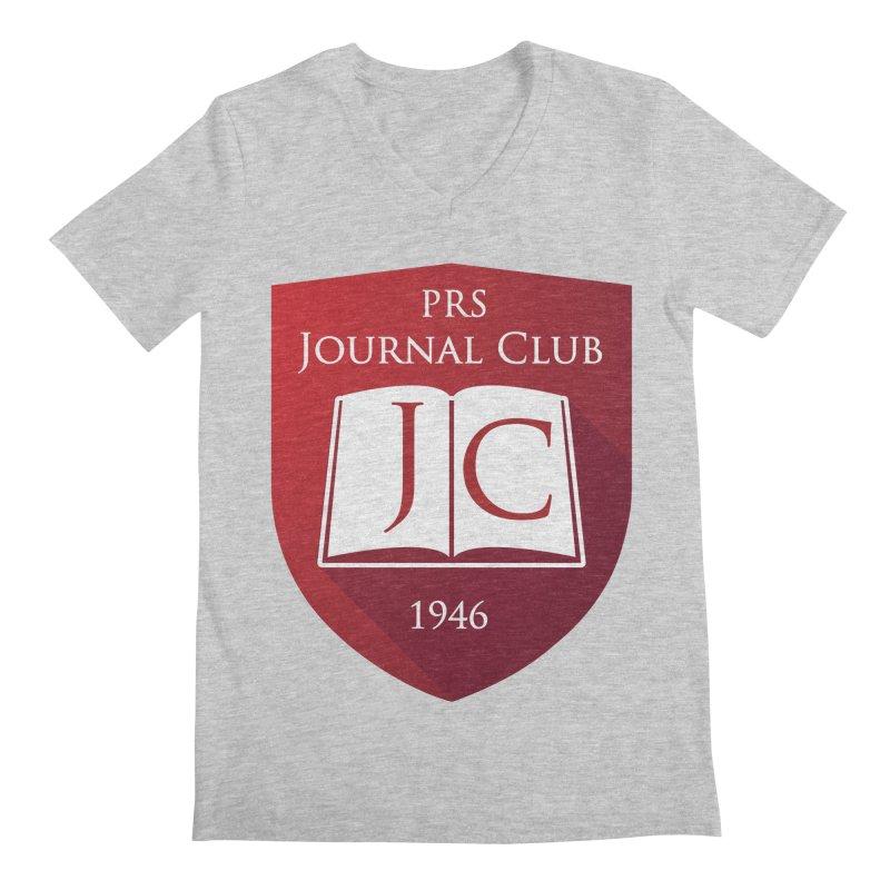 PRS Journal Club Men's V-Neck by ThePRSJournals's Artist Shop
