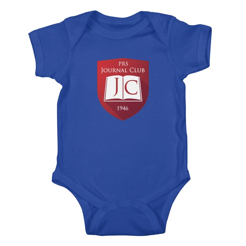 PRS Journal Club Kids Baby Bodysuit by ThePRSJournals's Artist Shop