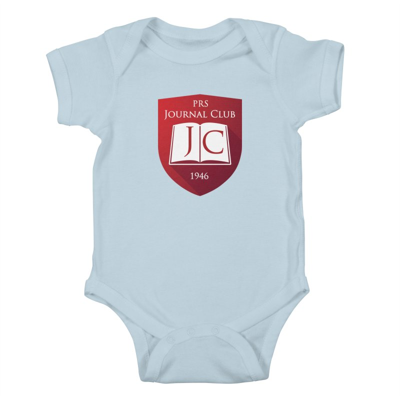 PRS Journal Club Kids Baby Bodysuit by ThePRSJournals's Artist Shop