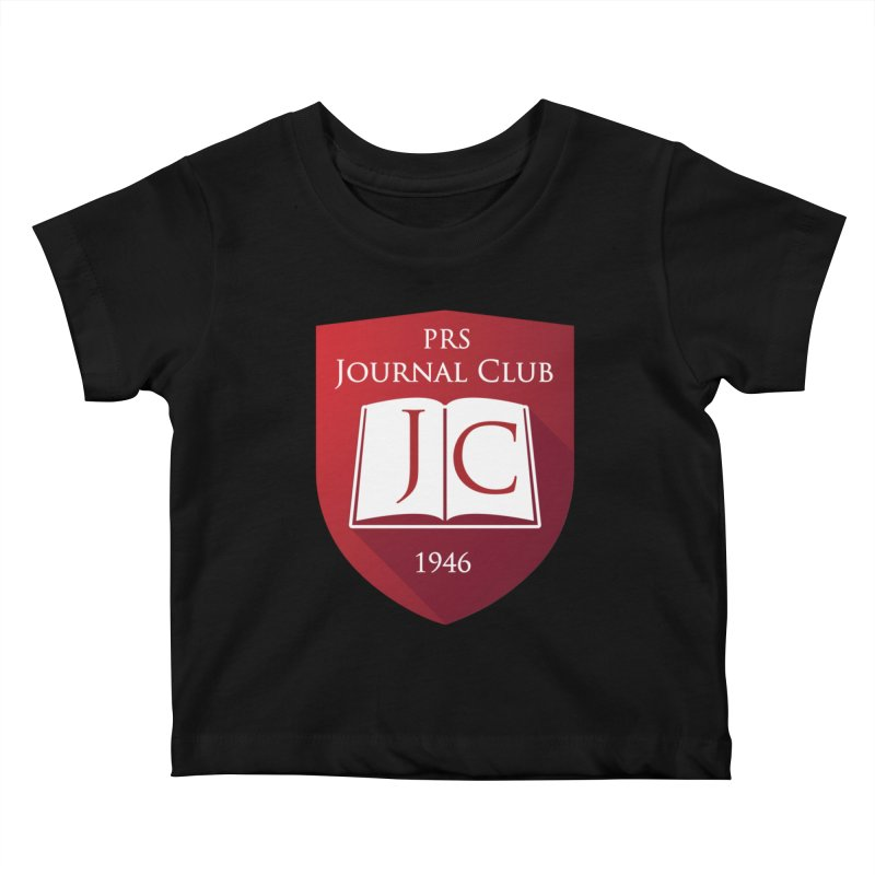 PRS Journal Club Kids Baby T-Shirt by ThePRSJournals's Artist Shop