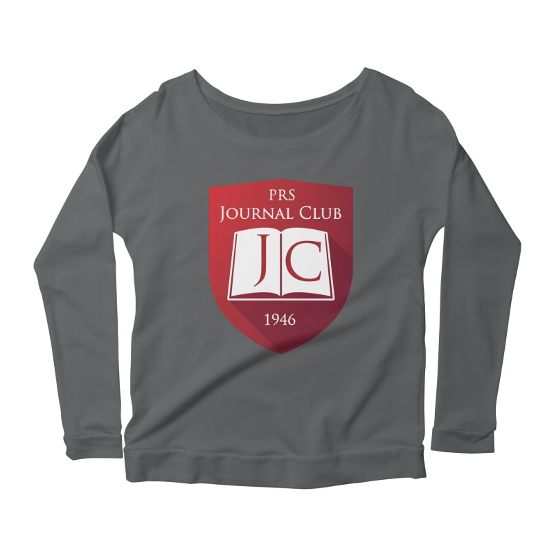 PRS Journal Club Women's Longsleeve Scoopneck  by ThePRSJournals's Artist Shop