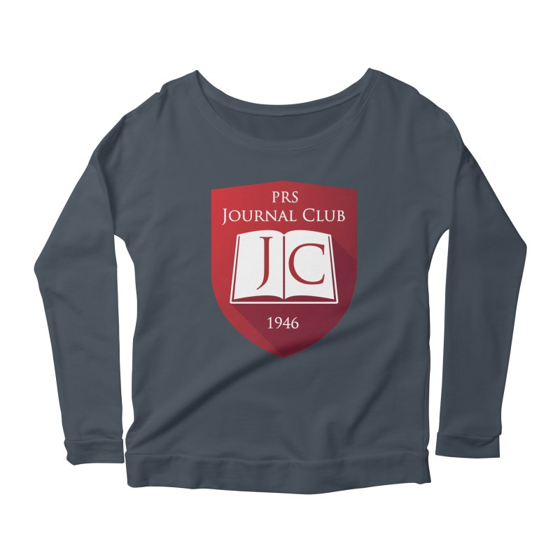PRS Journal Club Women's Longsleeve Scoopneck  by ThePRSJournals's Artist Shop