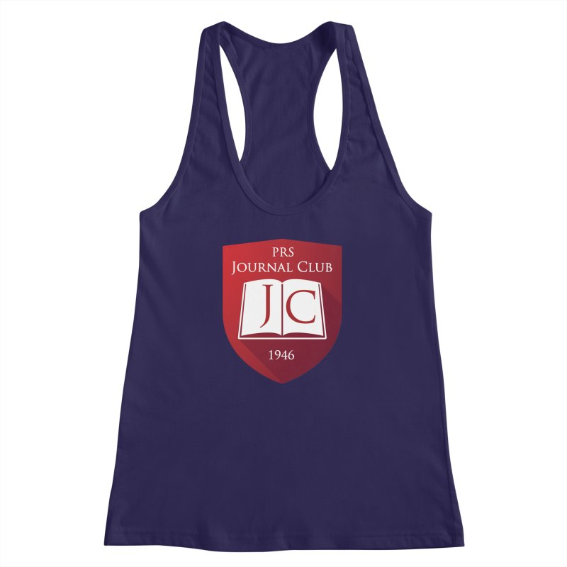 PRS Journal Club Women's Racerback Tank by ThePRSJournals's Artist Shop