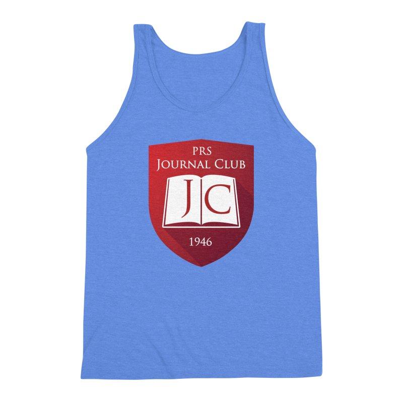 PRS Journal Club Men's Triblend Tank by ThePRSJournals's Artist Shop
