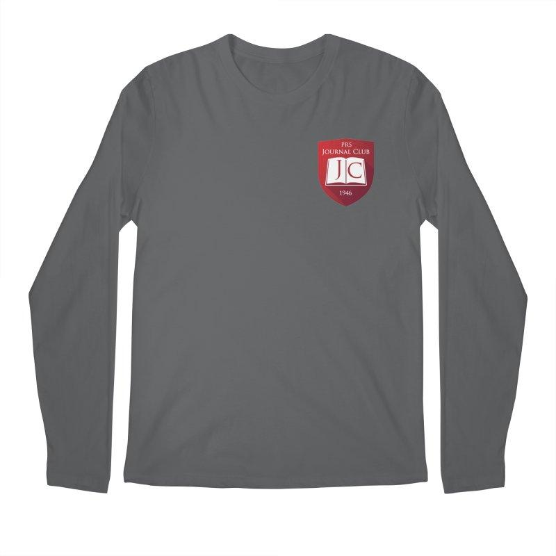 PRS Journal Club - Pocket Size Men's Longsleeve T-Shirt by ThePRSJournals's Artist Shop