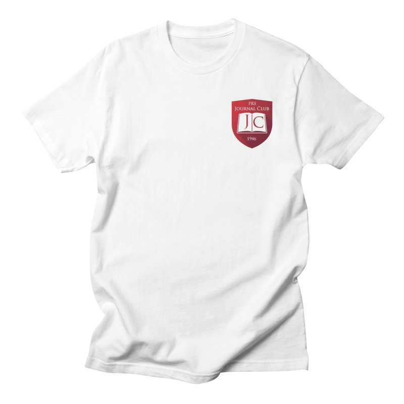 PRS Journal Club - Pocket Size Men's T-Shirt by ThePRSJournals's Artist Shop