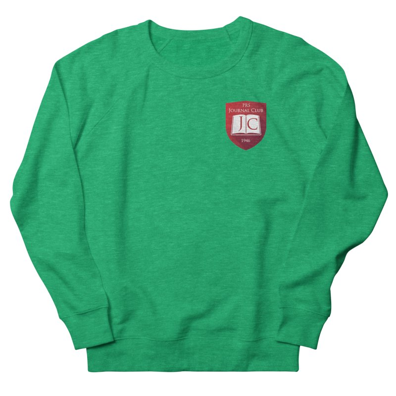 PRS Journal Club - Pocket Size Women's Sweatshirt by The PRS Journals's Artist Shop