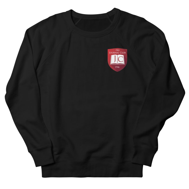 PRS Journal Club - Pocket Size Men's Sweatshirt by ThePRSJournals's Artist Shop