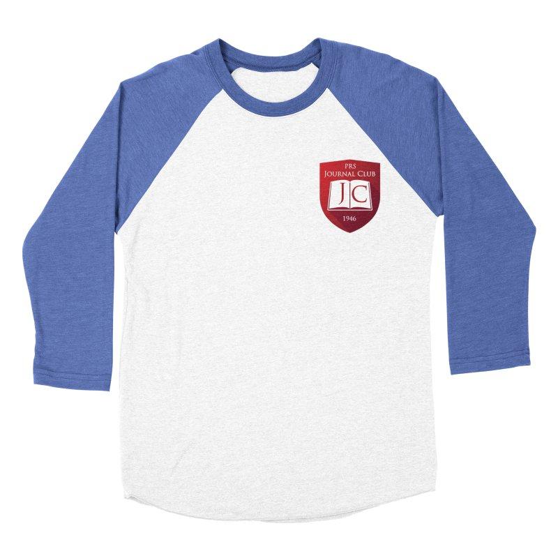 PRS Journal Club - Pocket Size Women's Baseball Triblend T-Shirt by ThePRSJournals's Artist Shop