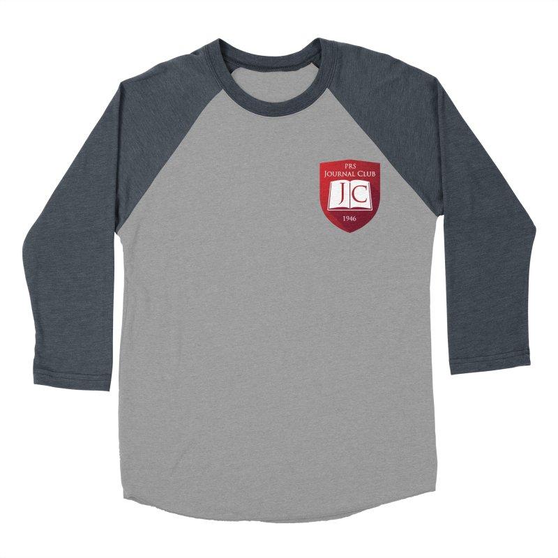 PRS Journal Club - Pocket Size Men's Baseball Triblend T-Shirt by ThePRSJournals's Artist Shop