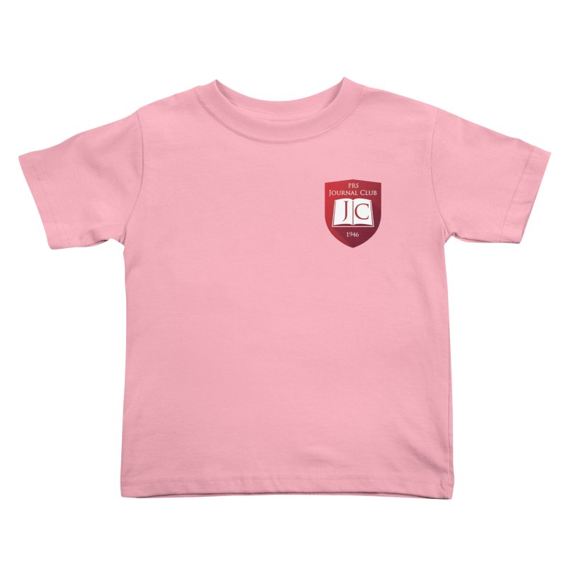 PRS Journal Club - Pocket Size Kids Toddler T-Shirt by ThePRSJournals's Artist Shop