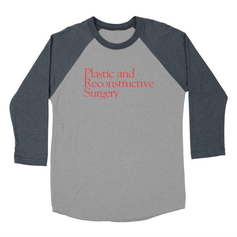 PRS Logo Men's Baseball Triblend T-Shirt by ThePRSJournals's Artist Shop