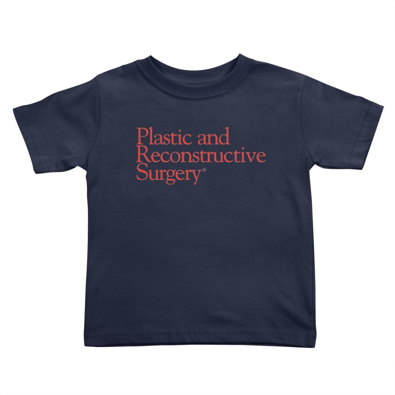 PRS Logo Kids Toddler T-Shirt by ThePRSJournals's Artist Shop