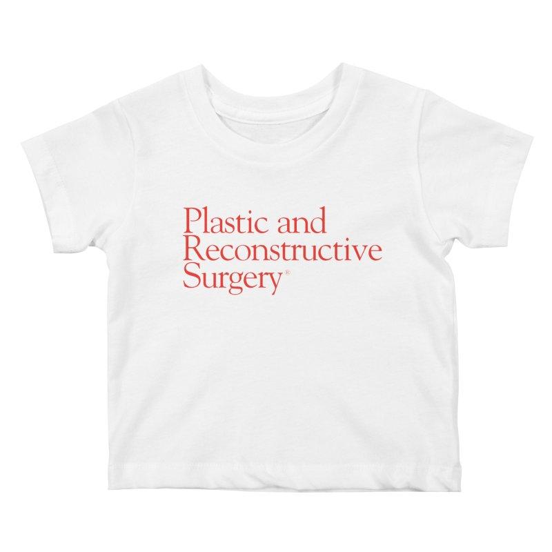 PRS Logo Kids Baby T-Shirt by ThePRSJournals's Artist Shop