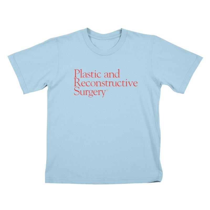 PRS Logo Kids T-shirt by ThePRSJournals's Artist Shop