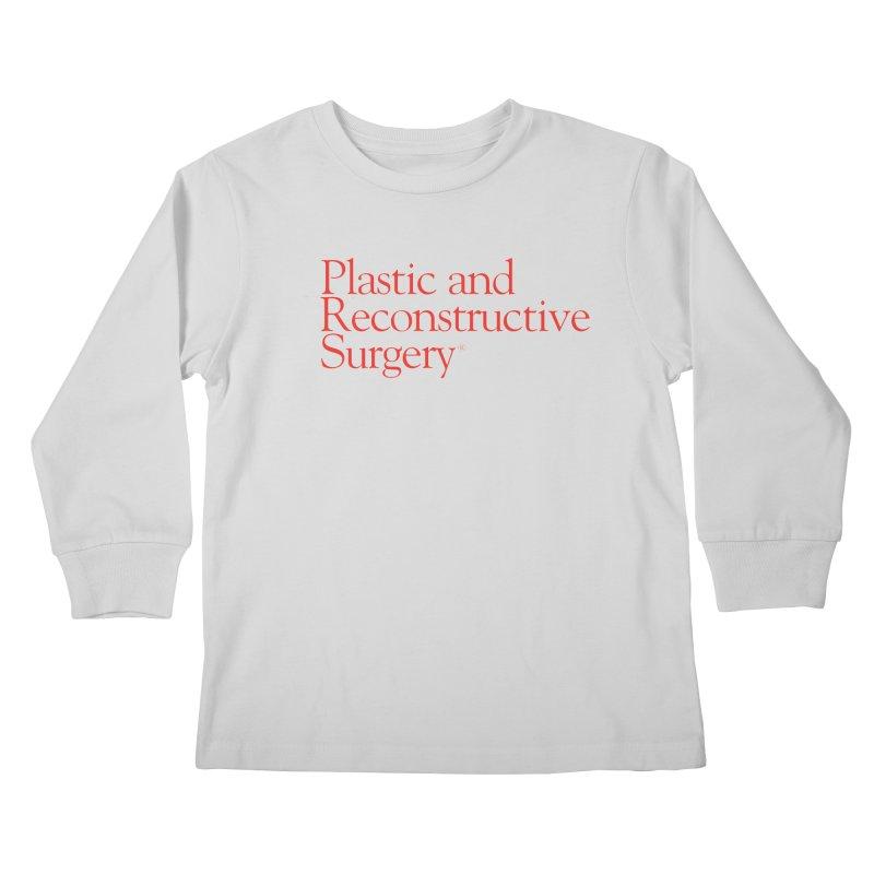 PRS Logo Kids Longsleeve T-Shirt by ThePRSJournals's Artist Shop