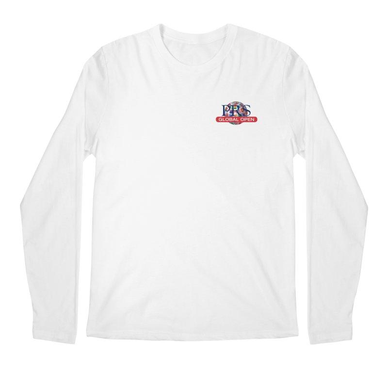 PRS Global Open - Pocket Size Men's Longsleeve T-Shirt by ThePRSJournals's Artist Shop