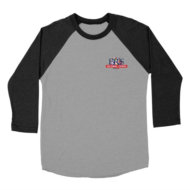 PRS Global Open - Pocket Size Women's Baseball Triblend T-Shirt by ThePRSJournals's Artist Shop