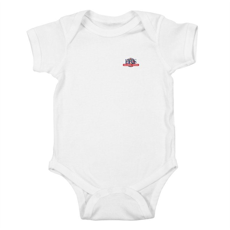 PRS Global Open - Pocket Size Kids Baby Bodysuit by ThePRSJournals's Artist Shop