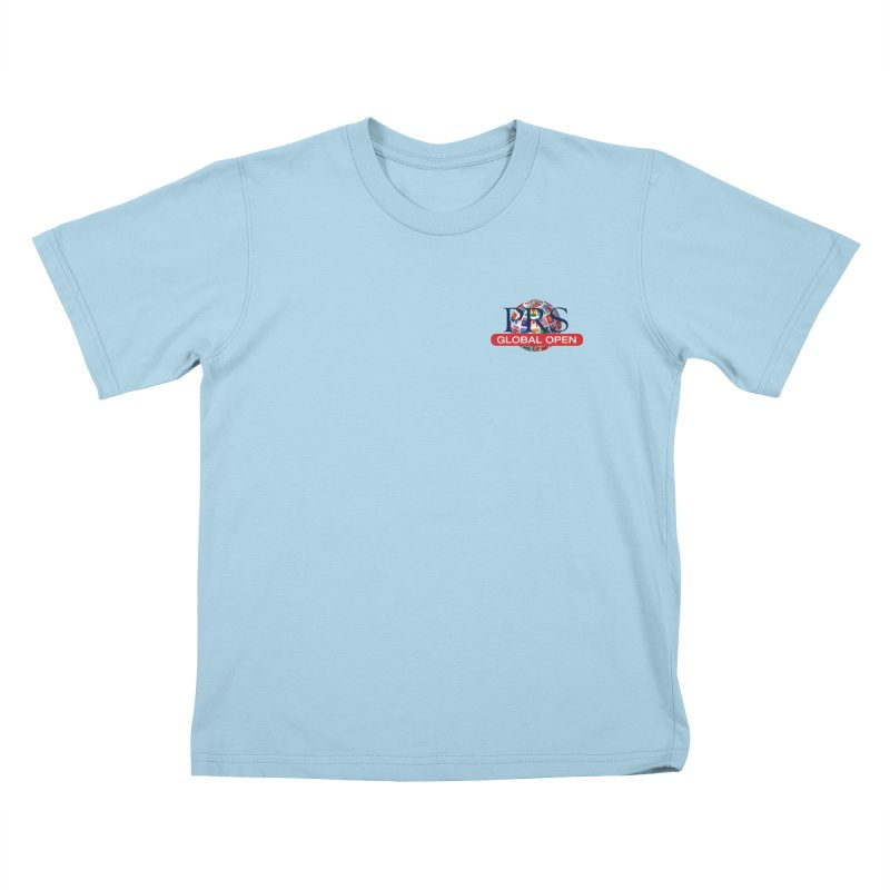 PRS Global Open - Pocket Size Kids T-Shirt by ThePRSJournals's Artist Shop