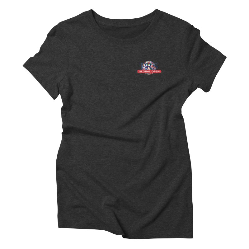 PRS Global Open - Pocket Size Women's Triblend T-shirt by ThePRSJournals's Artist Shop