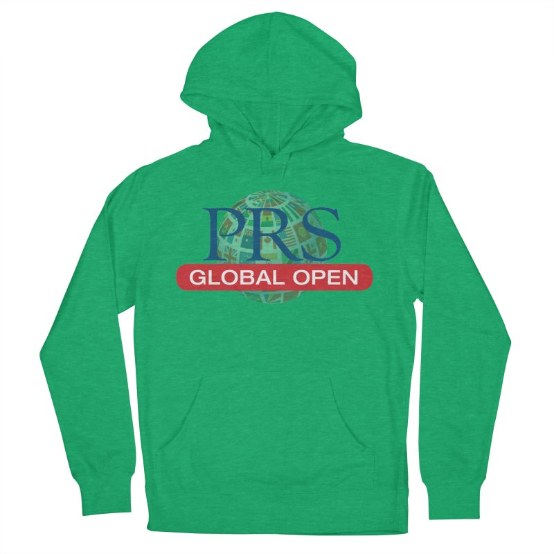 PRS Global Open Logo Women's Pullover Hoody by ThePRSJournals's Artist Shop