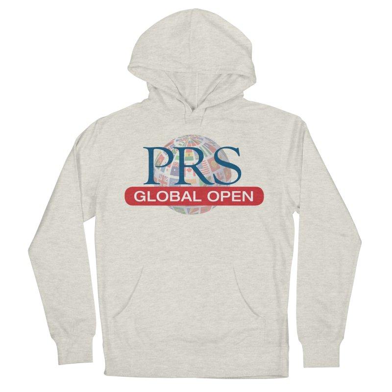 PRS Global Open Logo Men's Pullover Hoody by ThePRSJournals's Artist Shop