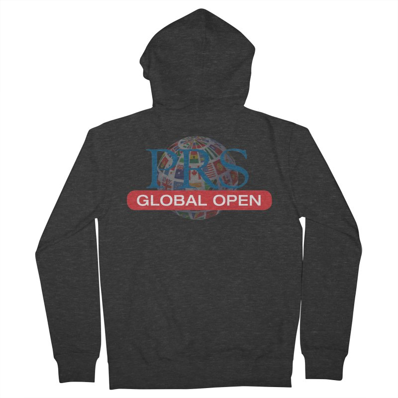 PRS Global Open Logo Women's Zip-Up Hoody by ThePRSJournals's Artist Shop