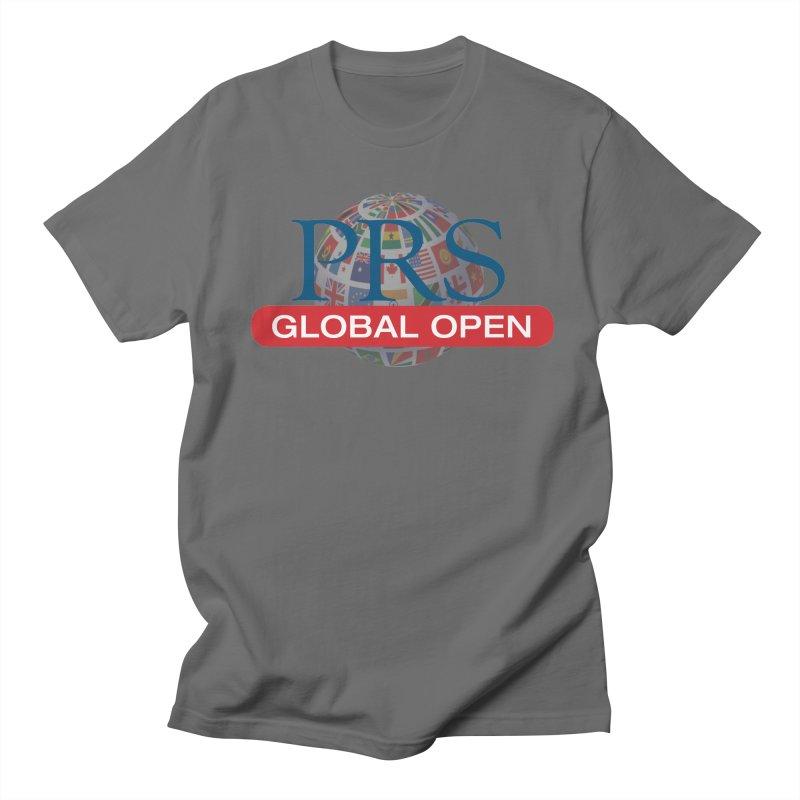 PRS Global Open Logo Men's T-Shirt by The PRS Journals's Artist Shop