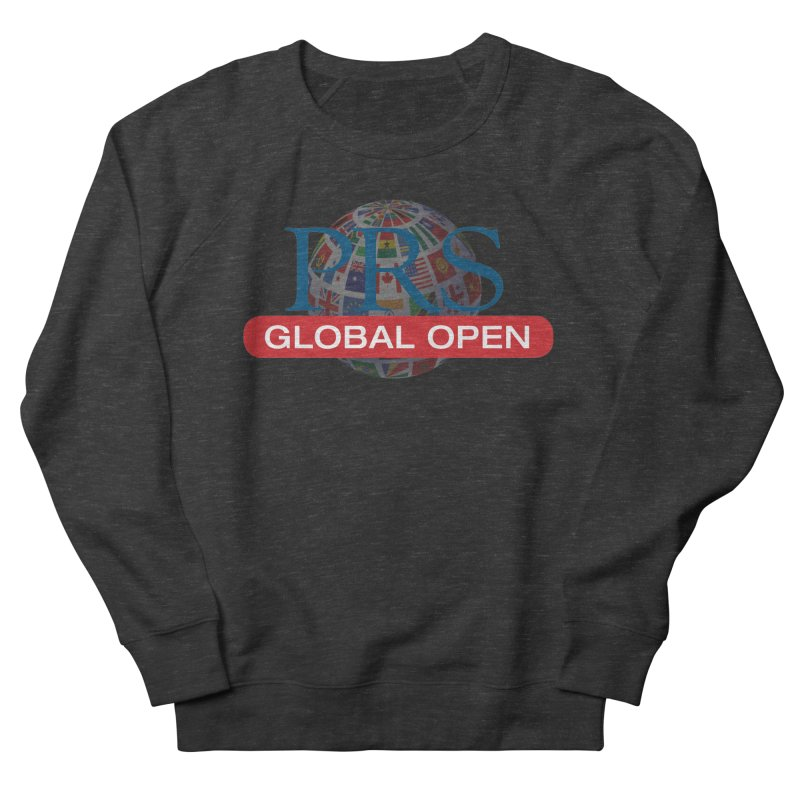 PRS Global Open Logo Women's Sweatshirt by ThePRSJournals's Artist Shop