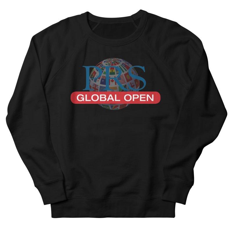 PRS Global Open Logo Women's Sweatshirt by ThePRSJournals's Artist Shop