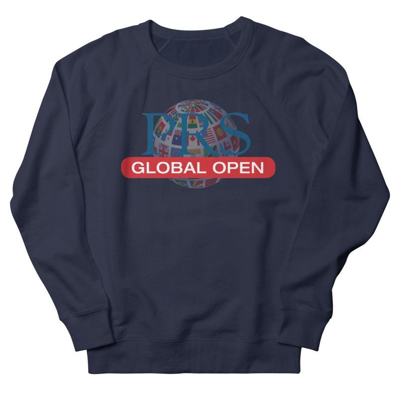 PRS Global Open Logo Men's Sweatshirt by ThePRSJournals's Artist Shop