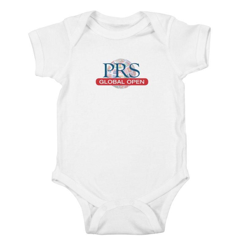PRS Global Open Logo Kids Baby Bodysuit by ThePRSJournals's Artist Shop