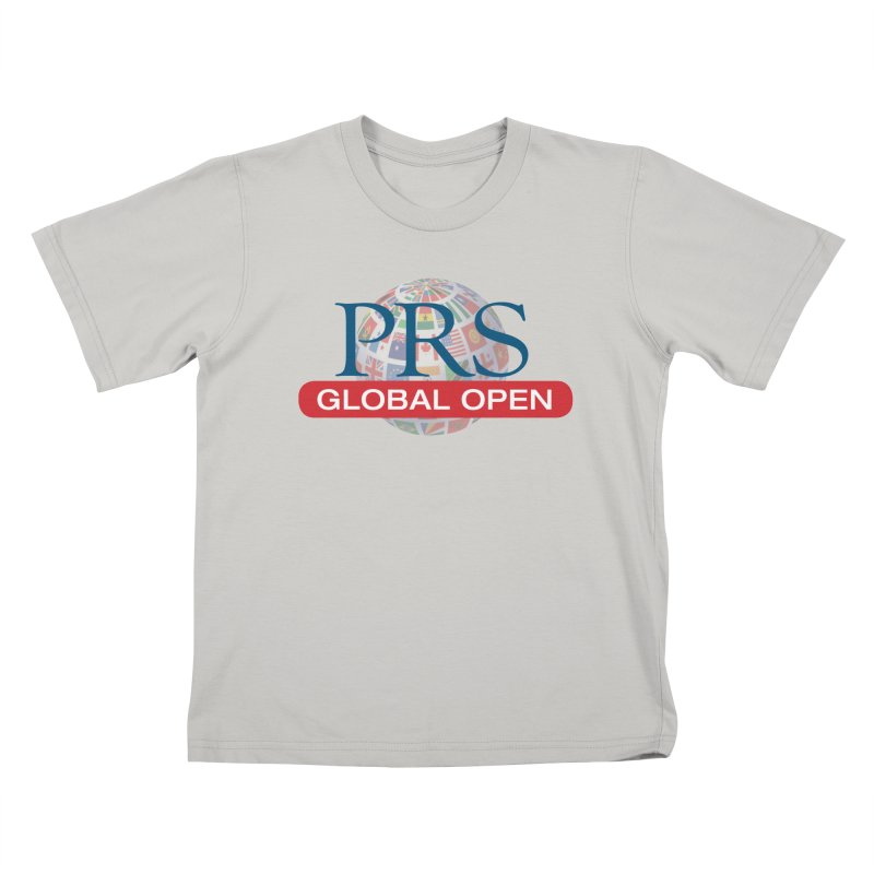 PRS Global Open Logo Kids T-shirt by ThePRSJournals's Artist Shop